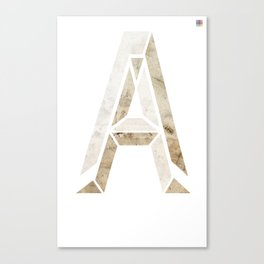 Varsity Alternate Canvas Print