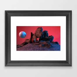 You are all possibility Framed Art Print
