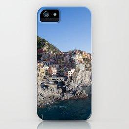 Manarola,Italy iPhone Case