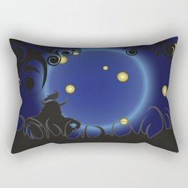 I'll Always Wait For You II Rectangular Pillow