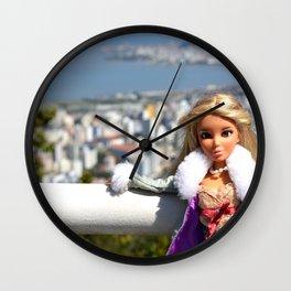 Cidade de Florianópolis - Brazil Wall Clock