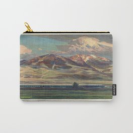 Vintage poster - Montana Carry-All Pouch