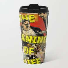 Monty Pythons Metal Travel Mug