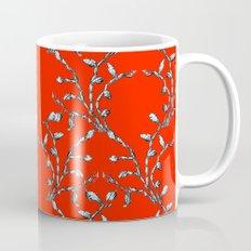 Frozen in scarlet Mug