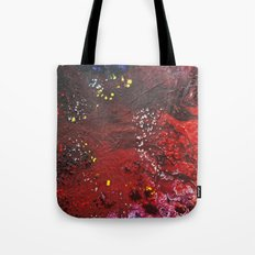 Abstract liquidity. Tote Bag