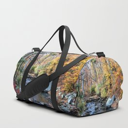 Autumn Woodlands Duffle Bag