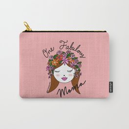 One Fabulous Mama Carry-All Pouch