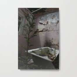 Bath Time... Metal Print