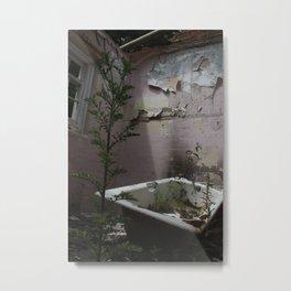 Bath Time... Metal Print