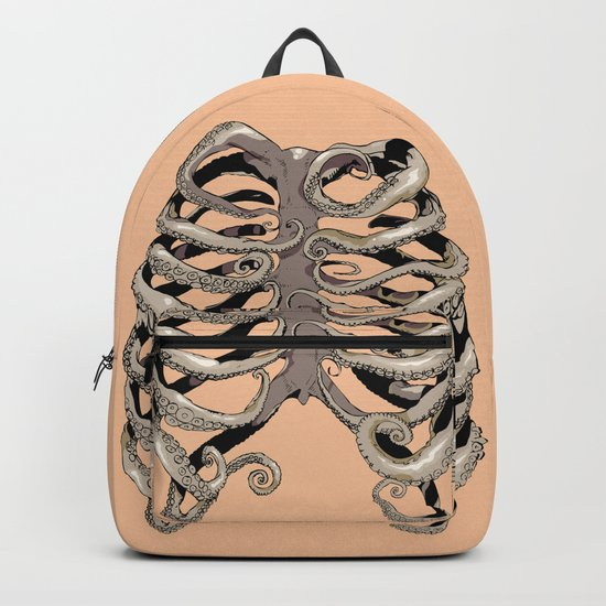 Your Rib is an Octopus Backpack