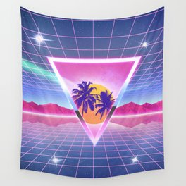 Electric dreams Wall Tapestry