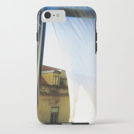 beyond the curtain iPhone Case