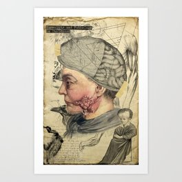 Pathology Art Print