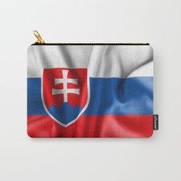 Slovakia Flag Carry-All Pouch