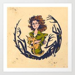 Ripley Art Print