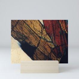 Epidote and Quartz Mini Art Print