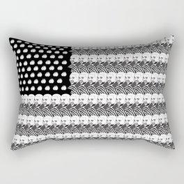 KK booty americaa Rectangular Pillow