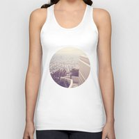 vermont Tank Tops featuring Vermont Avenue by CMcDonald