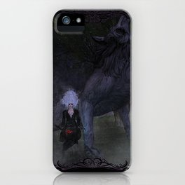 Lycan Howl iPhone Case