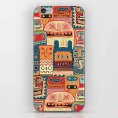 Instant drôlatique-8h37  iPhone & iPod Skin