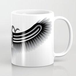 Horned Owl on the Hunt Coffee Mug