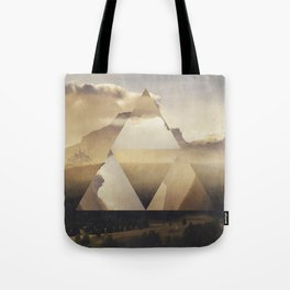 Hyrule - Power of the Triforce Tote Bag