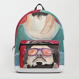 Rose-Tinted Glasses Backpack