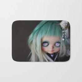 LITTLE MARINERITA SIREN (Ooak BLYTHE Doll) Bath Mat