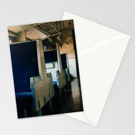 Empty Train Stationery Cards