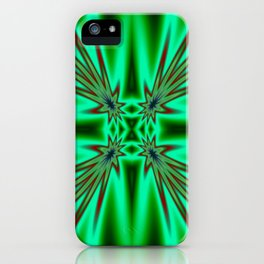 Time Arrow Abstract iPhone Case
