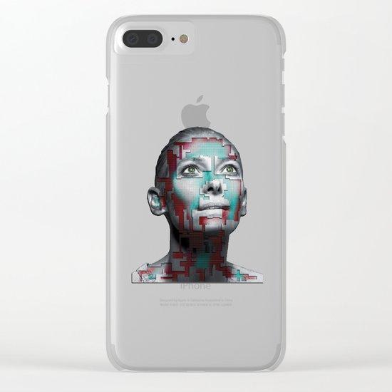 underskin Clear iPhone Case