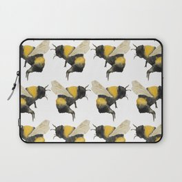 Dancing Bumblebees Laptop Sleeve