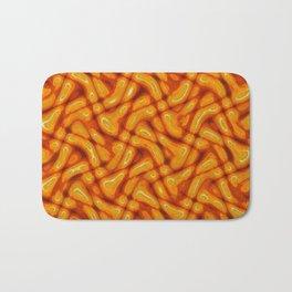 366 - Abstract Design Bath Mat