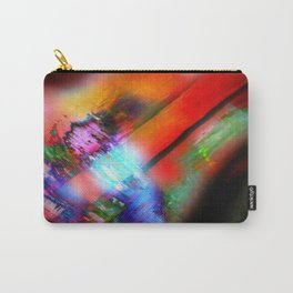 Sunset and Straight Lines  Carry-All Pouch