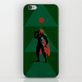 028 Hunter D2 iPhone Skin