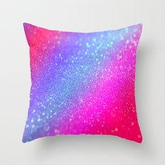 glitter Throw Pillow