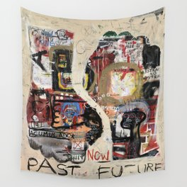 Past Future Wall Tapestry