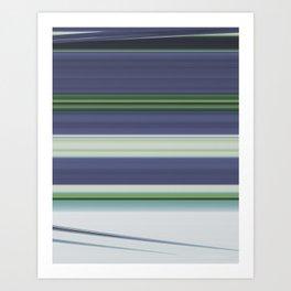 Stripes 39 Art Print