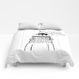 Trust Me, I'm Delicious Comforters