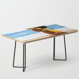 beach day Coffee Table