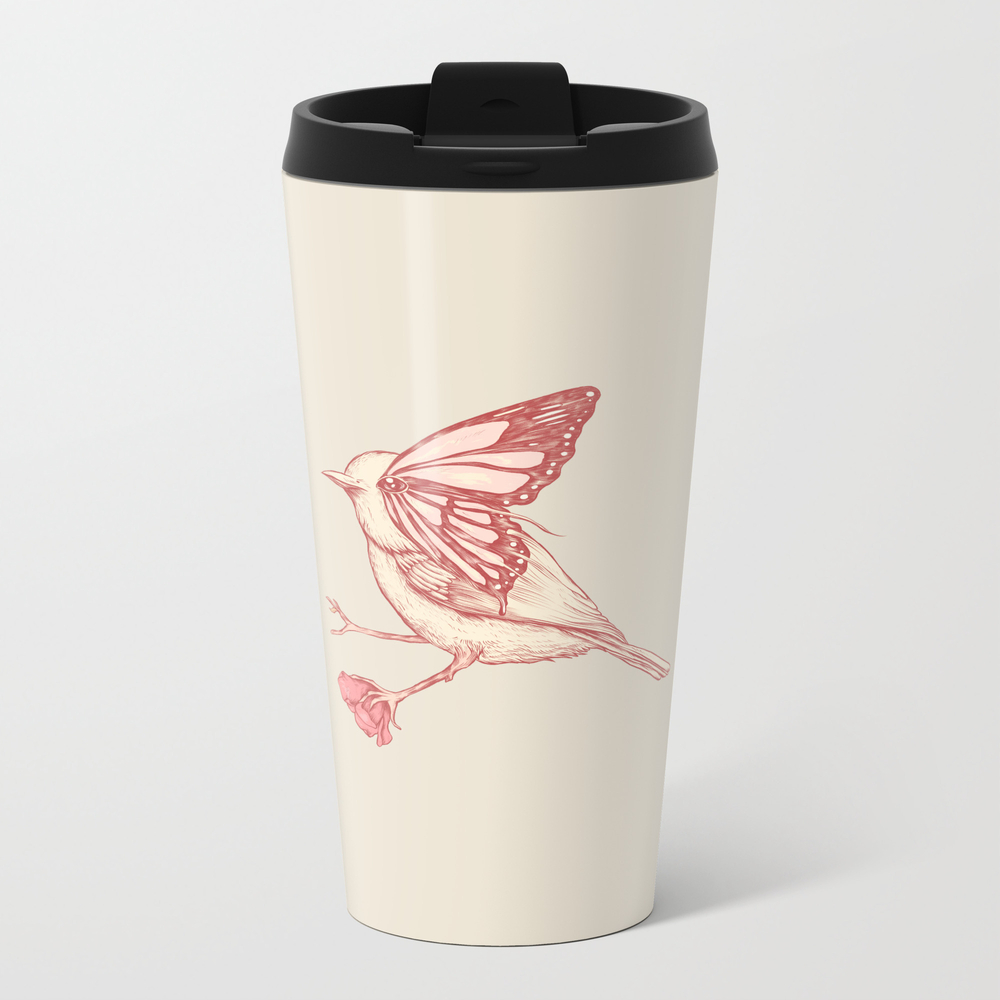 Beauty In The Eye Travel Cup TRM9010629