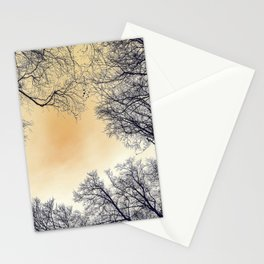 Infrared Forest Stationery Cards