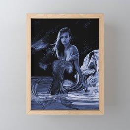 BEAUTY FROM BENEATH Framed Mini Art Print