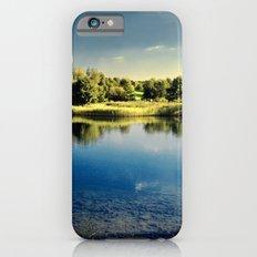 Sunset at lake 36 Slim Case iPhone 6s