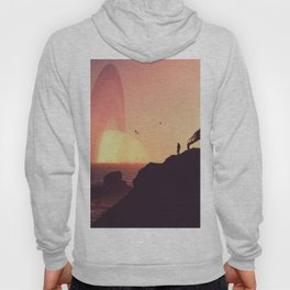 Europa Sunset Hoody