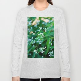 Delicate White II Long Sleeve T-shirt