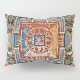 Mandala of Jnanadakini Pillow Sham