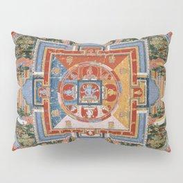 Mandala of Jnanadakini Pillow Sham