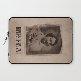 Honore de Balzac Laptop Sleeve
