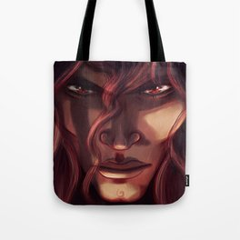 Bloodlines - Datura Tote Bag